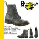 Dr. Martens Dr.Martens 8 hole boots R13512021 PASCAL leather men women