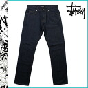 Stussy STUSSY denim 016741 cotton men's REGULAR FIT