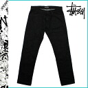 Stussy STUSSY denim Down Town Slim Fit cotton mens