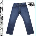 Stussy STUSSY denim MIDTOWN cotton mens
