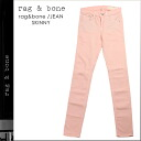 Rag & bone rag &bone skinny jeans 017118 PCH SKINNY cotton ladies
