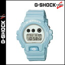 "Casio CASIO g-shock watches [ice blue] DW-6900SG-2JF DW-6900 ""30 th men's women's 2013 new [regular]"