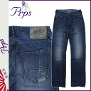 ピーアールピーエス PRPS vintage denim BARRACUDA REGULAR FIT VINTAGE DENIM PANTS JEANS jeans jeans G bread pants cotton men's 2013-new