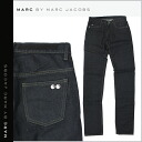 Mark by MARC BY marc jacobs MARC BY MARC JACOBS Kinney denim jeans [indigo] SKINNY INDIGO DENIM men jeans MBMJ SKINNY JEAN [1/29 Shinnyu load] [regular]★★