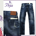 PR P S PRPS Kinney denim jeans [indigo] RAMBLER ON THE ROAD men jeans [4/9 Shinnyu load] [regular] fs04gm 05P06May14
