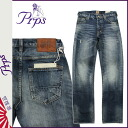 PR P S PRPS denim jeans [dark wash] BARRACUDA THE DYLAN men jeans [4/9 Shinnyu load] [regular]★★