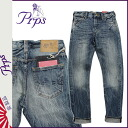 PR P S PRPS denim jeans [light wash] FURY BLUE VEIN men jeans [4/9 Shinnyu load] [regular]★★