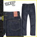 5 indigo SIGNATURE [9/23 Shinnyu loads] [regular] latest for ten deep 10.DEEP denim jeans men jeans 2,014 years★★