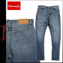 Diamond supply Diamond Supply Co denim jeans men's 2015 in stock medium wash DIAMOND MINED DENIM SKINNY FIT [1 / 14 new in stock] [regular] ★ ★