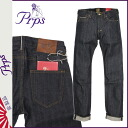 Point 2 x Pierre rupees PRPS denim jeans men's jeans skinny fit wash by 2015, new Indigo RAMBLER RAW [2 / 4 new in stock] [regular] ★ ★ 02P08Feb15