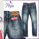 Point 2 x Pierre rupees PRPS denim jeans men's jeans tapered 2015 new Indigo FURY 1-YEAR WASH [2 / 5 new in stock] [regular] ★ ★ 02P08Feb15