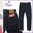 Pierre rupees PRPS denim jeans men's jeans tapered 2015 new rinse FURY [2 / 4 new in stock] [regular] ★ ★ 02P08Feb15