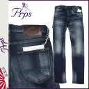 Pierre rupees PRPS denim jeans men's jeans ultra skinny 2015 new Indigo GREMLIN [2/18 new in stock] [regular] ★ ★