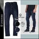 Zen robe ZANEROBE denim jeans men's salad blue jeans by 2015, new 3 color LOW BLOW [3/16 new in stock] [regular] ★ ★