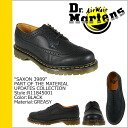 Dress shoes R11845001 SAXON 3989 men's Dr. Martens Dr.Martens 5 Hall