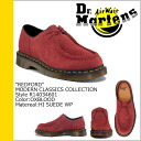 Dr. Martens Dr.Martens 2 Hall chukka boots R14034601 REDFORD leather men women