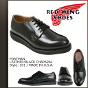 Redwing RED WING postman Oxford Shoes 101 Postman Chaparral leather mens Made in USA Red Wing