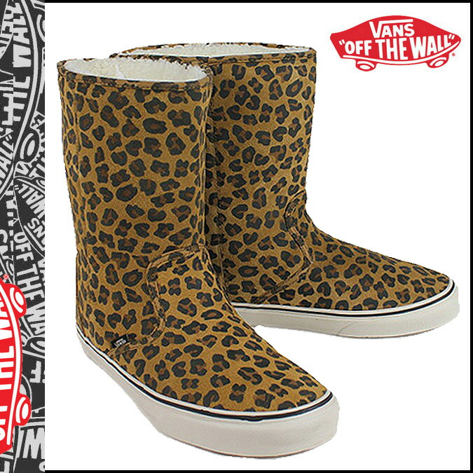 vans womens slip on boots