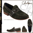 Cole Haan Cole Haan loafers C10906 AIR MONROE PENNY leather suede men NIKE AIR suede SAFARI products