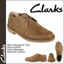 Clarks Clarks Bush-acre desert Trek 63265 BUSHACRE TREK leather men's