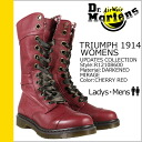 Dr. Martens Dr.Martens work boots R12108600 TRIUMPH 1914 WOMENS Leather Womens mens