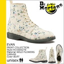 Dr. Martens Dr.Martens 7 holes boots R14304270 EVAN canvas men's women's