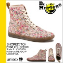 Dr. Martens Dr.Martens 7 holes boots R14317650 SHOREDITCH canvas men's women's
