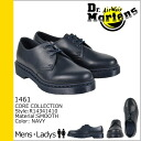 Dr. Martens Dr.Martens 1461 3 Hall shoes R14341410 CORE leather mens Womens 3 EYE SHOE