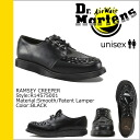 Dr. Martens Dr.Martens Clipper shoes R14575001 RAMSEY smooth x patent mens Womens