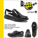 Dr. Martens Dr.Martens 1461-C2B 3 hole shoes R14576001 CORE patent leather men's 3-EYE SHOE
