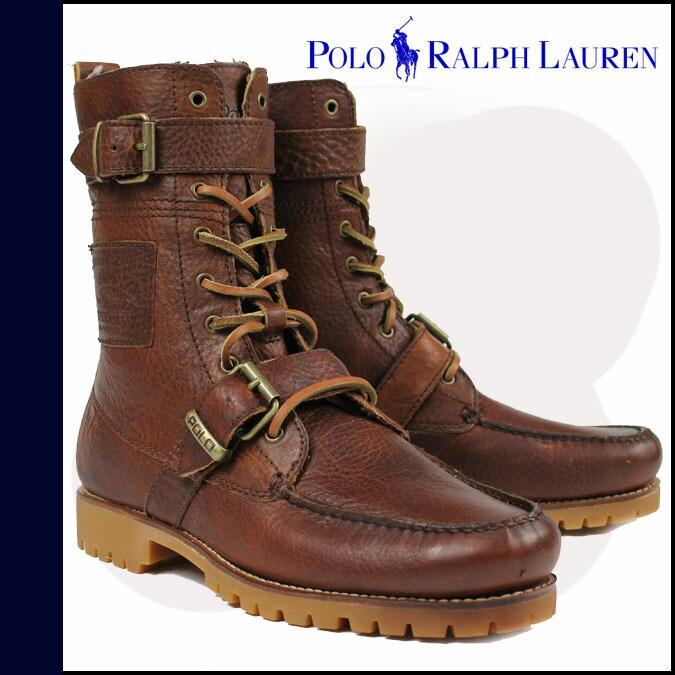 Mens Polo Ralph Lauren Maurice Boots