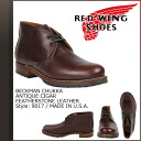 Redwing RED WING Beckman chukka boots 9017 Beckman Chukka Boots D wise leather mens Made in USA Red Wing
