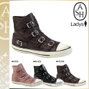 Ash ASH sneaker 3 color 330053 VIRGIN leather ladies Virgin [regular]