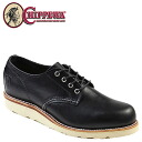 Chippewa CHIPPEWA 4 inch plain to shoes OCM305001 4INCH PLAIN TOE SHOES D wise leather mens