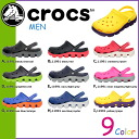 Crocs crocs Duet sport clog Sandals 11991 DUET SPORT CLOG USA genuine cross light outdoor sports unisex mens
