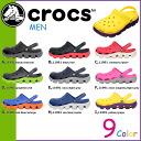 Crocs crocs Duet sport clog Sandals 11991 DUET SPORT CLOG USA genuine cross light outdoor sports unisex mens
