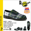 Point 2 x Dr. Martens Dr.Martens 3 Hall shoes R14659310 MIE 1461 Made in England fabric men's 02P13Dec13_m