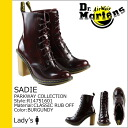 Leather women's SADIE R14751601 [SOLD OUT] Dr. Martens Dr.Martens 8 hole boots [UK] [regular]