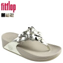 Fit flops FitFlop Sandals 180-001 180-010 180-194 FLEUR SANDAL leather women's fuller