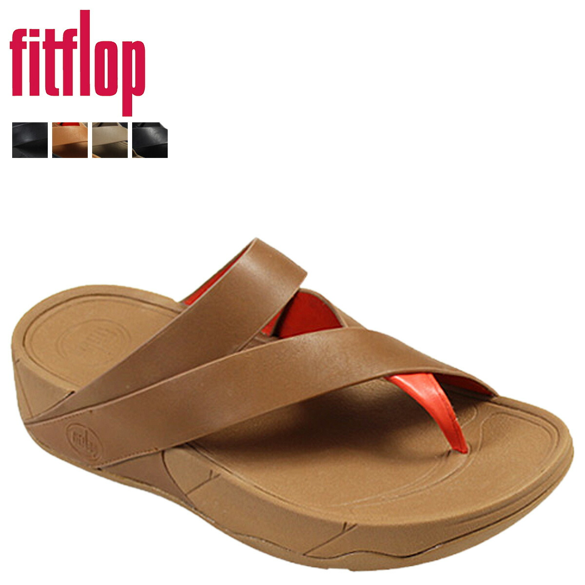 fitflop sling leather women