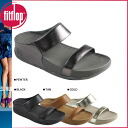 «Reservation products» «around October 16 will be in stock» FitFlop fit flop Lulu Slide Sandals 289-001 289-010 289-017 289-054 LULU SLIDE leather ladies