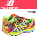 New balance new balance W890TG3 Womens sneakers B wise mesh / leather