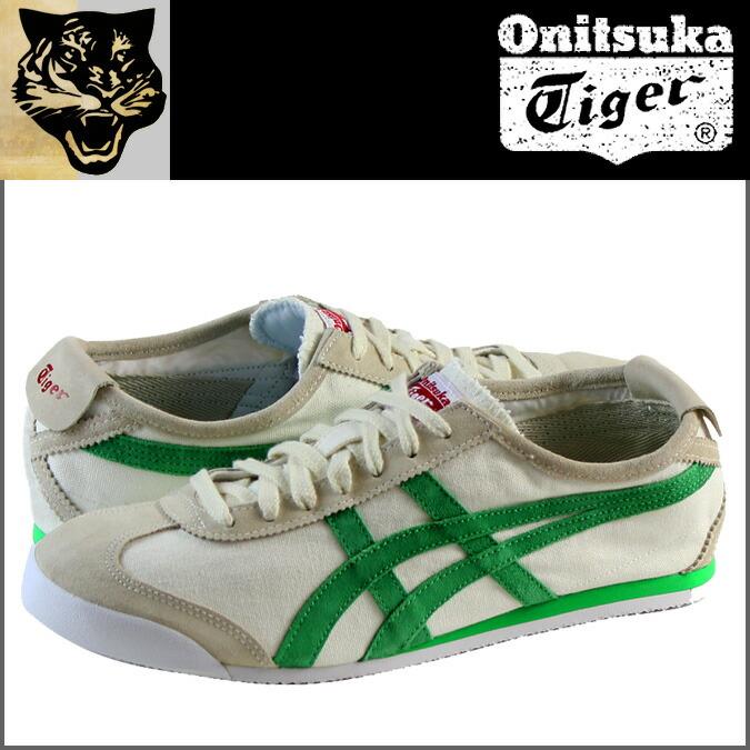 onitsuka tiger mexico 66 canvas green