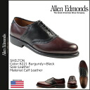 Allen Edmonds Allen Edmonds Shelton saddle shoes SHELTON 8221 calfleather E wise men