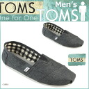 TOMS SHOES Toms shoes mens slip-on 001026A Earthwise Slate Men's Classics cotton 2013 new Toms Toms shoes