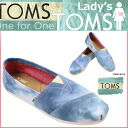 TOMS SHOES Toms shoes tie dye women's slip-on 1000077 Tye Dye Women's Classics cotton 2013 new Toms Toms shoes