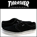 Thrasher THRASHER BEACON sneakers TSBCS-130BK beacon suede men's women's suede