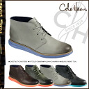 Cole Haan Cole Haan ルナグランド chukka boots C11718 C11720 C11721 LUNARGRAND CHUKKA leather men's SAFARI featured products