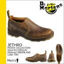 JETHRO leather men's Dr. Martens Dr.Martens slip-on [Tan] R13350220 [regular]