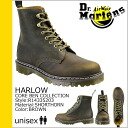 7 doctor Martin Dr.Martens hall boots R14335203 HARLOW leather men gap Dis